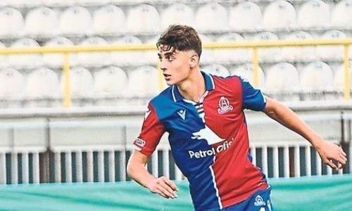 «Центрбек из будущего». Юного футболиста из Казахстана высоко оценили в Турции