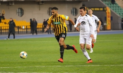 Два футболиста дебютировали в КПЛ в рамках заключительного тура