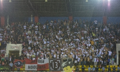 «Актобе» — в 11-й раз самый посещаемый клуб сезона