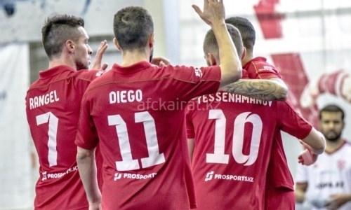 «Кайрат» взял реванш у российского клуба во втором товарищеском матче