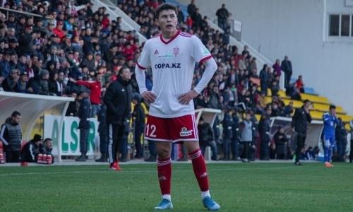 Капитан юношеской сборной Казахстана до 19 лет продлил контракт со своим клубом