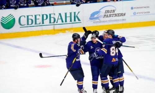 Убедительно. «Торпедо» обыграло «Горняк» в матче ВХЛ
