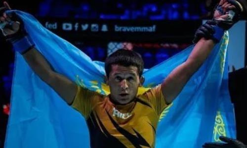 Казахстанский боец стал двукратным чемпионом мира по ММА
