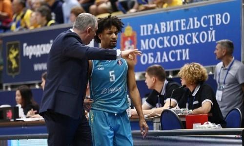 «Астана» проиграла «Автодору» в матче ВТБ