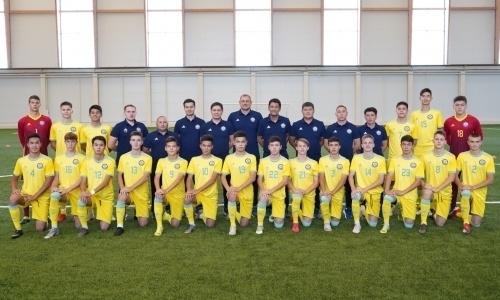 Юношеская сборная Казахстана во втором матче подряд пропустила пять мячей в отборе на ЕВРО-2020