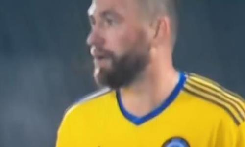 Видео гола Щеткина матча отбора ЕВРО-2020 Сан-Марино — Казахстан