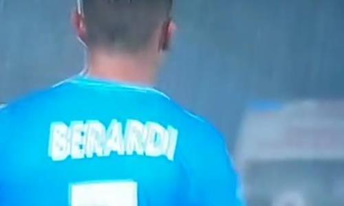 Видео гола Берарди матча отбора ЕВРО-2020 Сан-Марино — Казахстан