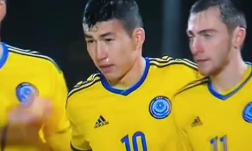 Видео голов матча отбора ЕВРО-2020 Сан-Марино — Казахстан 1:3