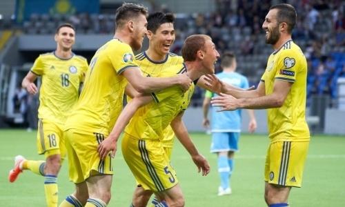 Сборная Казахстана после победы над Сан-Марино повторила историческое достижение