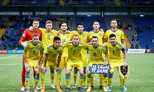 ПФЛК поздравила сборную Казахстана с победой над командой Сан-Марино