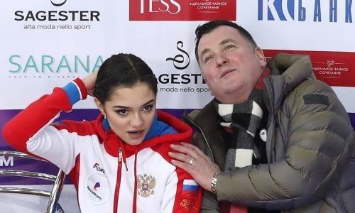 Звездная российская фигуристка стремится повторить коронный прыжок Турсынбаевой