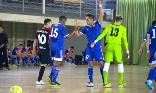 «Жетысу» вновь обыграл «Актобе» в матче чемпионата РК
