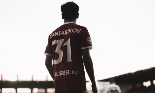 «Актобе» продлил игрока с 30 матчами за сезон