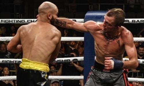 Русский друг Макгрегора проиграл жестоким нокаутом первый бой на голых кулаках. Видео
