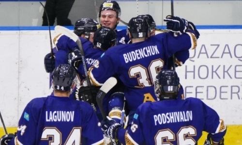 «Алтай» победил «Реактор» и продлил победную серию в МХЛ