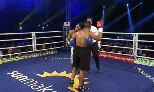 Видео победного боя обидчика Елеусинова противмексиканского джорнимена