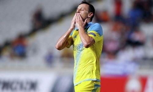 Европейская сборная сэкс-футболистом «Астаны» на93-й минуте потеряла шансы навыход наЕВРО-2020