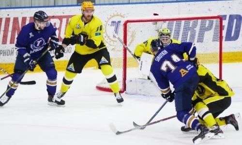 Букмекеры назвали фаворитов следующих матчей «Торпедо», «Номада» и «Сарыарки» в ВХЛ