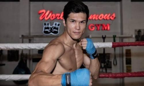 Данияр Елеусинов сразится против экс-чемпиона WBC с 20 победами в андеркарде боя Джейкобс — Чавес