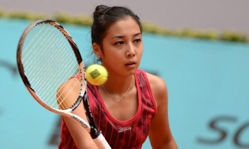 Дияс улучшила положение в рейтинге WTA