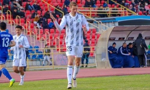 Натурализованный защитник сборной Казахстана провел 150 матчей в КПЛ
