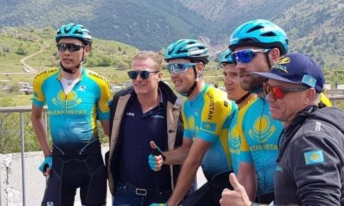 Казахстанские велогонщики завоевали три лицензии на Олимпиаду-2020