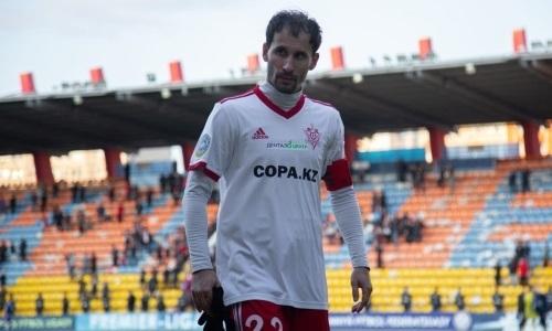 «Актобе» после вылета из КПЛ официально продлил контракт с капитаном