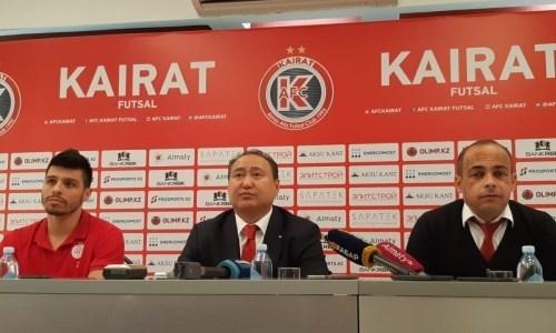 Наставник «Кайрата» рассказал об уходе лидеров и целях в Лиге Чемпионов