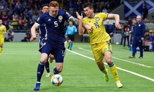 Шотландия — Казахстан: где, когда и во сколько смотреть трансляцию матча отбора ЕВРО-2020