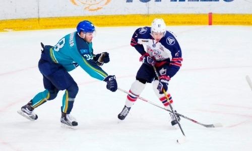 Букмекеры объявили котировки на матчи МХЛ с участием клубов из Казахстана