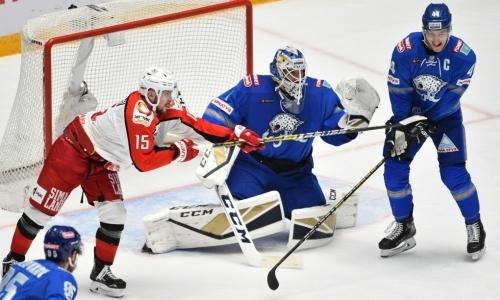 «Скабелка это признал». КХЛ указала «Барысу» на серьёзные проблемы