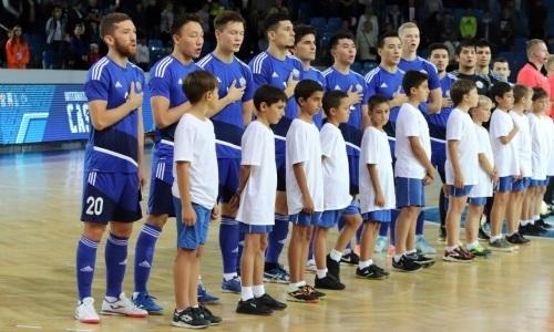 Определено место проведения матчей сборной Казахстана в Элитном раунде отбора ЧМ-2020