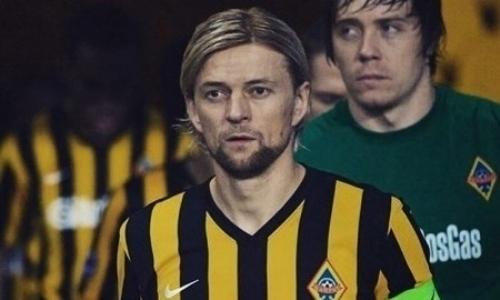 Завершивший карьеру футболиста в «Кайрате» легионер дебютировал с голом в футзале