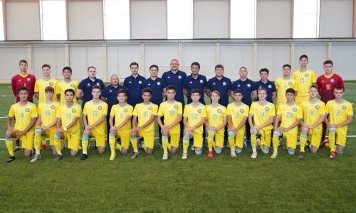 Юношеская сборная Казахстана забила на четвертой минуте и победила Азербайджан в отборе на ЕВРО-2020