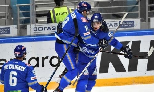 Отчет о матче КХЛ «Барыс» — «Автомобилист» 3:2 ОТ