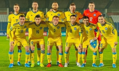 Сборная Казахстана назвала стартовый состав на гостевой матч с Шотландией отбора на ЕВРО-2020