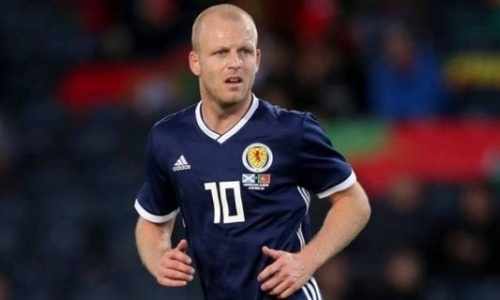 Видео гола Нейсмита в матче Шотландия — Казахстан отбора на ЕВРО-2020