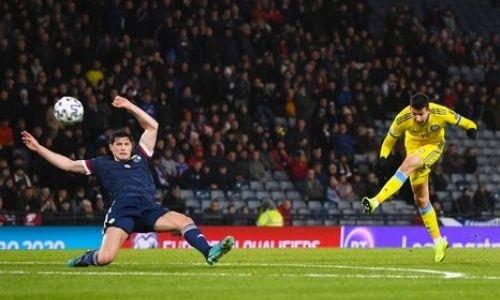 Видеообзор матча, или Как сборная Казахстана забила первой и проиграла Шотландии в отборе на ЕВРО-2020