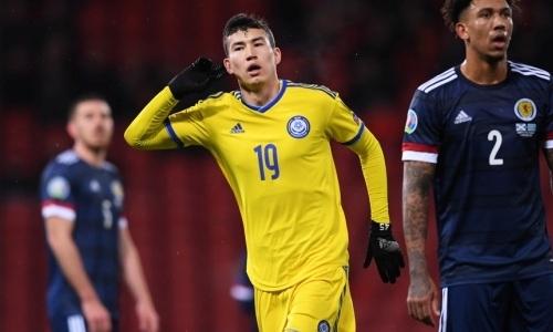За счет чего Шотландия победила Казахстан? Статистика матча от УЕФА