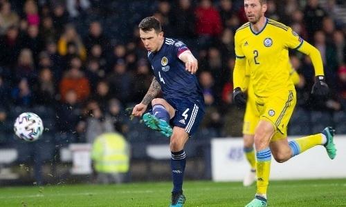Футболист сборной Шотландии назвал переломный момент в победном матче с Казахстаном