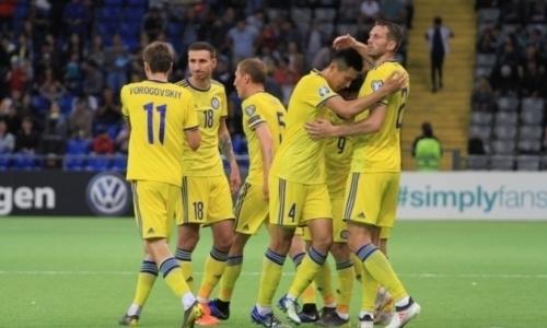 Стал известен первый соперник сборной Казахстана в 2020 году