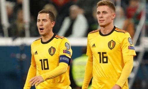 Лучшую команду отбора ЕВРО-2020 с Казахстаном накажут за курьезный инцидент в матче с Россией