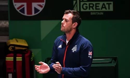 Сборная Великобритании одержала победу перед матчем с Казахстаном в Кубке Дэвиса