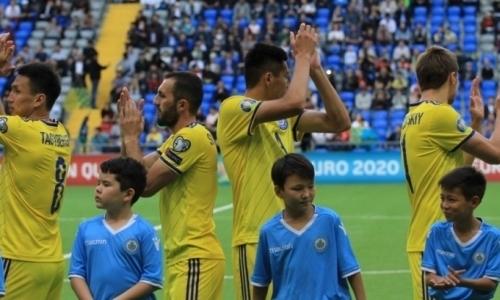 «Был лишь разовый всплеск от наших соседей». В России подвели итоги выступлению сборной Казахстана в отборе ЕВРО-2020