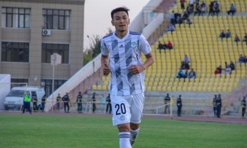 Форвард сборной Казахстана может сменить клуб в КПЛ