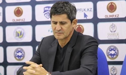 Болгарский тренер официально покинул клуб КПЛ