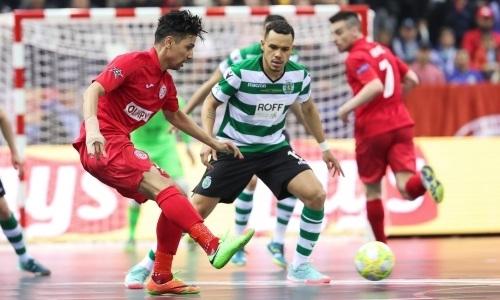 Казахстанские клубы в четвертый раз сыграют со «Спортингом»