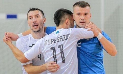 Казахстанский клуб забил два гола действующему победителю Лиги Чемпионов