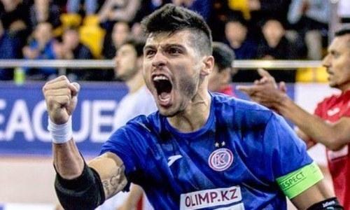 Невероятно. «Кайрат» отыгрался с 1:3 и победил чемпиона Италии в матче Лиги Чемпионов