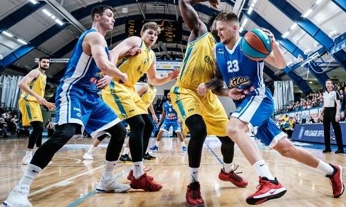 Отчет о матче ВТБ «Калев» — «Астана» 84:76